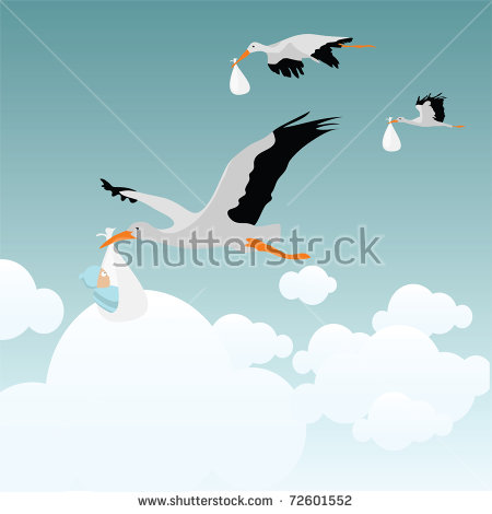 Why bother the storks??