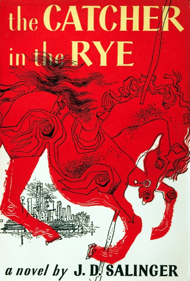 The Catcher in the Rye- J.D. Salinger