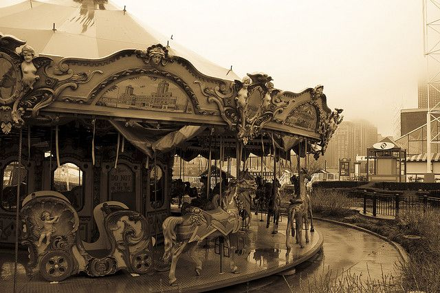 Ill-fated Carousel