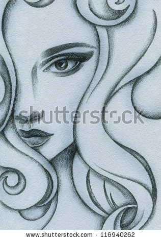 stock-photo-woman-face-hand-painted-fashion-illustration-116940262