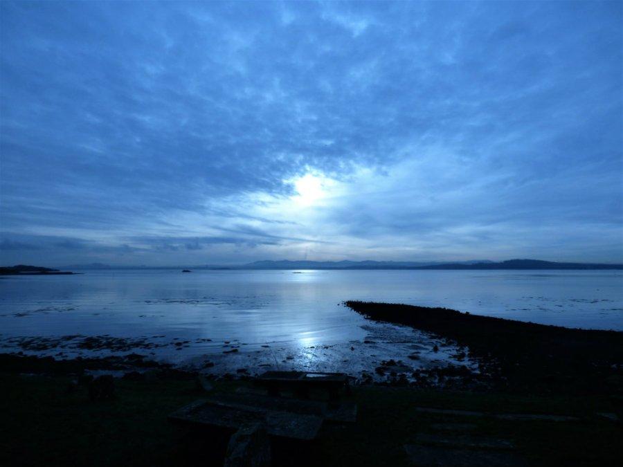 Ocean and I become one..#writephoto