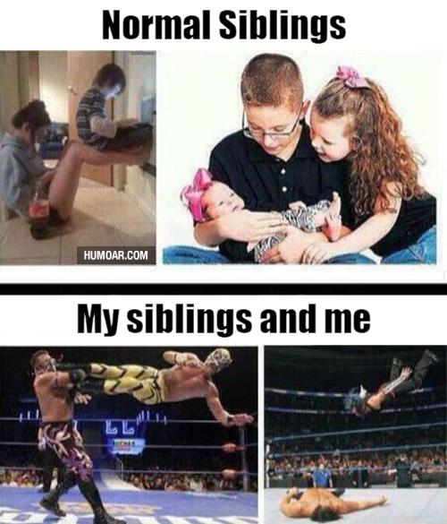 World War III in siblingsgroup..