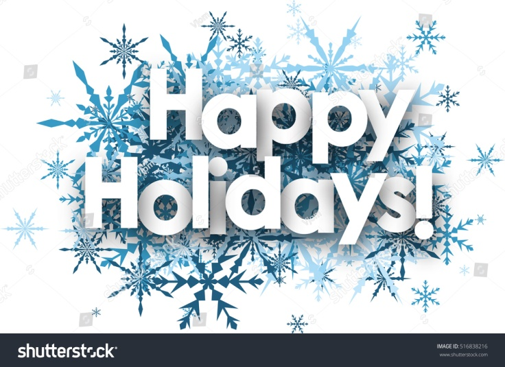 stock-vector-white-happy-holidays-background-with-blue-snowflakes-vector-illustration-516838216
