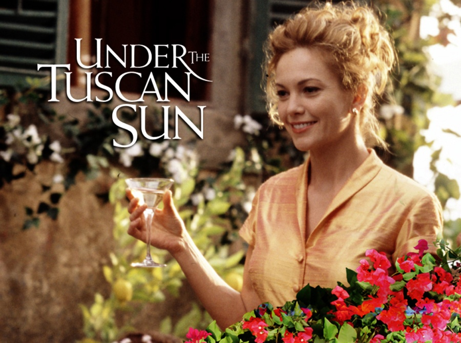 Under The Tuscan Sun – Movie Review (and something aboutnoses)