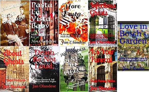 Books by Jan Olandese – Bookpromotion