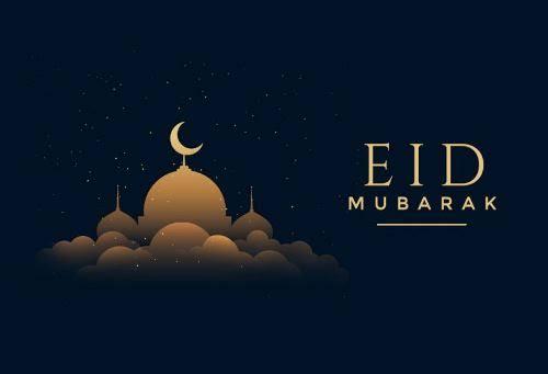 Eid-ul-Fitr 2020 Mubarak.